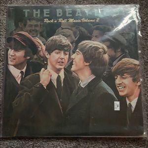 Vintage Beatles record!